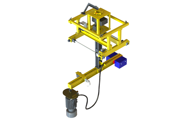 Bespoke sludge retrieval rig for Hunterston Nuclear Power Station